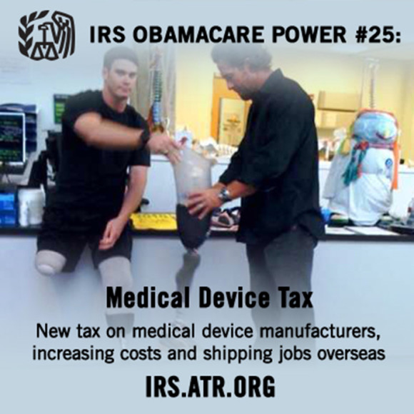 Obamacare Medical Device Tax Killing Jobs And Innovation ...