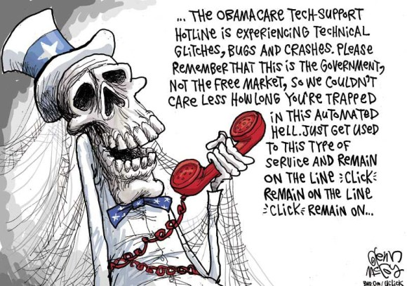 obamacare tech support